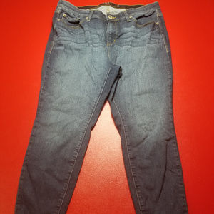 Torrid sz 18 Extra Short Sky High Skinny Jeans